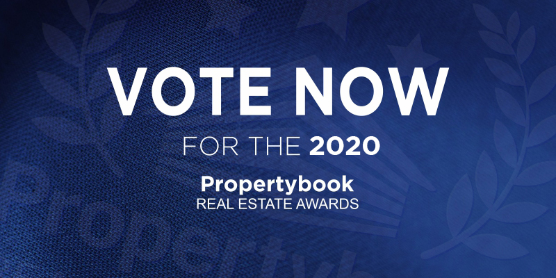 Vote Now for the 2020 Propertybook Real Estate Awards