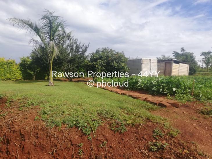 Stand for Sale in Lake Chivero
