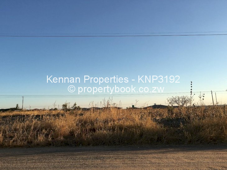 Land for Sale in Marondera