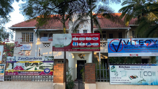 Commercial Property to Rent in Avenues